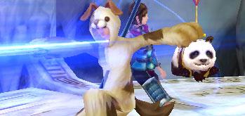 狗寶寶時裝(3D)