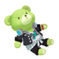 葵-造型熊熊玩偶